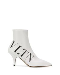 Valentino Garavani Vltn Ankle Boots
