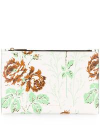 Floral print clutch medium 3732605