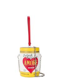 Dolce & Gabbana Amore Tin Shoulder Bag