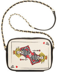Betsey Johnson Poker Face Crossbody