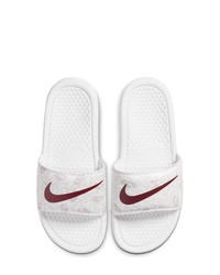 Nike Benassi Just Do It Print Sandal
