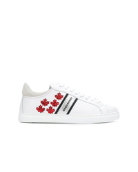 Dsquared2 Maple Leaf Logo Sneakers