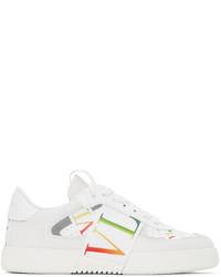 Valentino White Garavani Bands Vl7n Low Top Sneakers