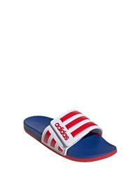 adidas Adilette Comfort Adjustable Sport Slide