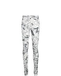 MM6 MAISON MARGIELA Diamond Print Leggings