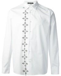 Ann Demeulemeester Printed Button Down Shirt
