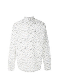 Marni Bicycle Print Shirt