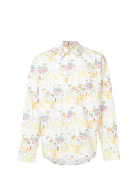Marni Illustration Print Shirt