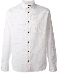Marc by Marc Jacobs Logo Printed Shirt