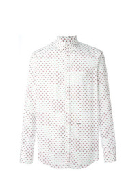 DSQUARED2 Plane Print Shirt