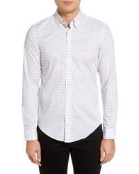 Rodney extra trim fit print sport shirt medium 1247529