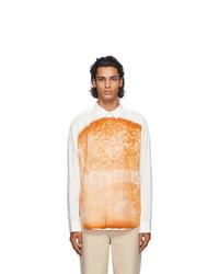 Jacquemus White Biscotte Print La Chemise Henri Shirt