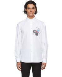 Paul Smith White Cowboy Shirt
