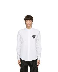 Moschino White Hyper Space Shirt