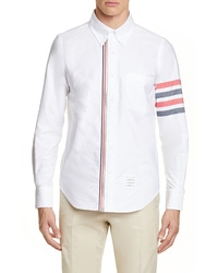 Thom Browne Zip Front Shirt