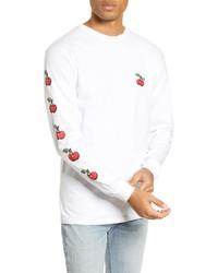 Vans Cherries Long Sleeve Graphic Tee
