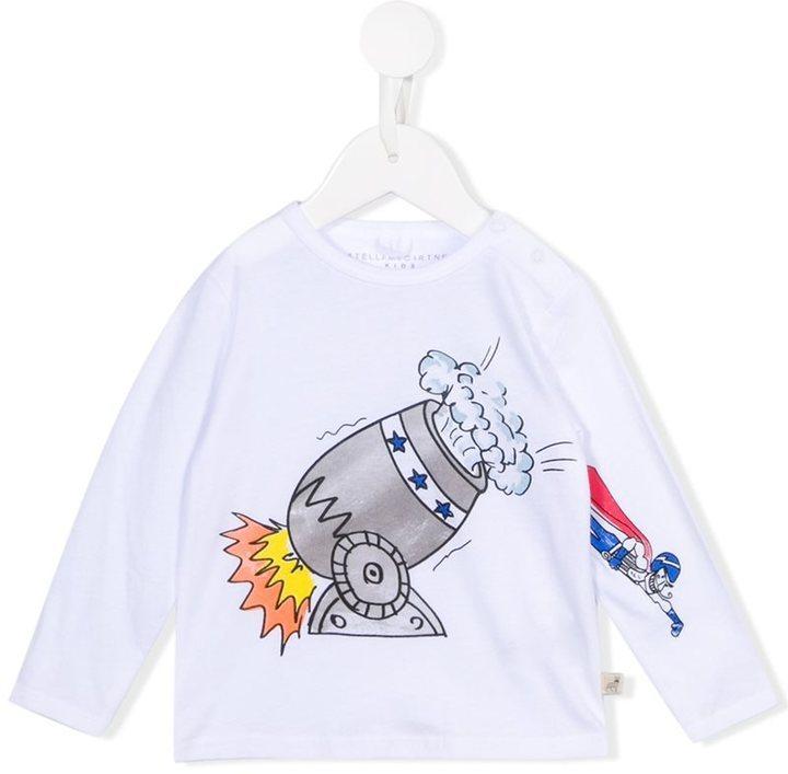 Stella McCartney Kids Georgie T Shirt