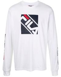 Fila Logo Print T Shirt
