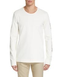Maison Margiela Long Sleeve Graphic T Shirt