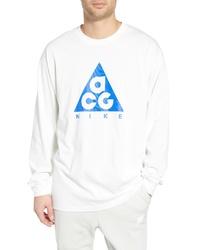 Nike Nrg All Conditions Gear Logo T Shirt