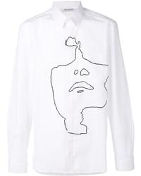 Neil Barrett Siouxsie Shirt