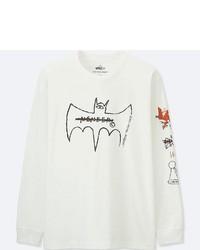 Uniqlo Sprz Ny Long Sleeve Graphic T Shirt