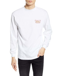 Brixton Stith Vii Long Sleeve Logo T Shirt