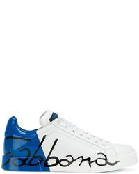 Dolce & Gabbana Logo Print Sneakers