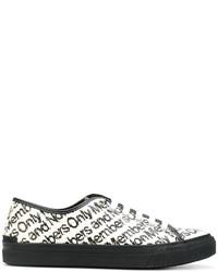 Stella McCartney Members Only Printed Low Top Sneakers