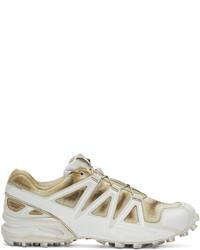 White salomon edition speedcross 4 sneakers medium 3698462