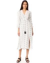 Printed maxi dress medium 1189374