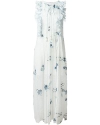 See by Chloe See By Chlo Posies Print Maxi Dress