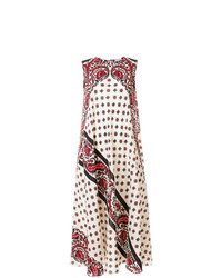 RED Valentino Printed Swing Dress