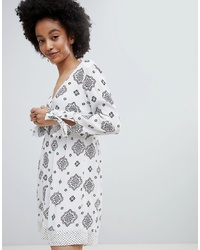 Only Festival Print Playsuit