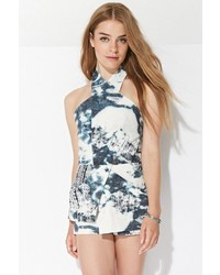 Forever 21 Ministry Of Style Collosal Halter Romper