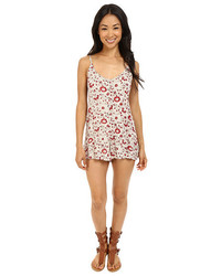 Billabong Roaming Hearts Romper