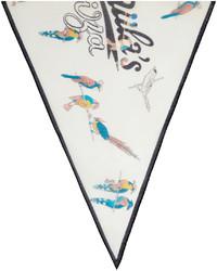 Loewe Off White Paulas Ibiza Parrot Scarf