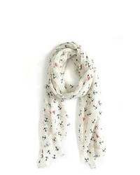 Tommy Hilfiger Anchor Critter Scarf