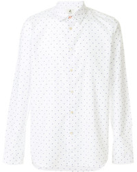 Paul Smith Ps By Printed Shirt