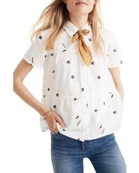 Madewell Seamed Shirt