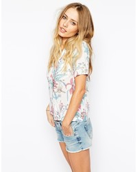 Pepe Jeans Tropical Short Sleeved Shirt