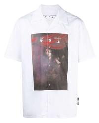 Off-White Caravaggio Print Shirt