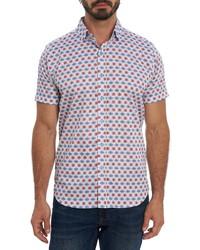 Robert Graham Dolenz Short Sleeve Button Up Shirt