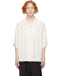 Undercoverism Off White Logo Short Sleeve Shirt