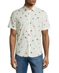 Original Penguin Summer Printed Short Sleeve Shirt