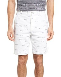 Lauriston print twill shorts medium 4106937