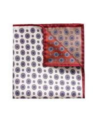 Eton Four In One Silk Pocket Square