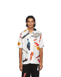 Off-White White Pascal Holiday Shirt