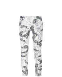 Glitter detail skinny jeans medium 8163599