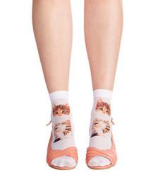 Pamela Mann Ltd Tabby And You Know It Socks